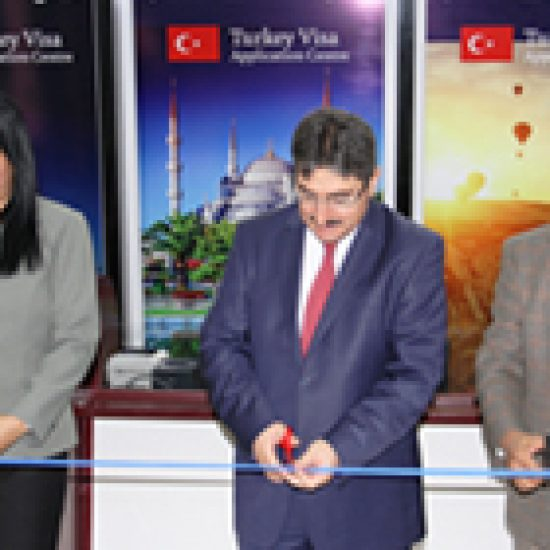 Turkey Visa Application Centre launched in Doha