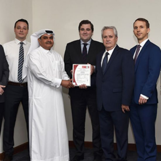 Mannai ICT has been awarded three ISO certifications