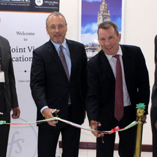 New Ireland Visa Application Centre in Doha provides enhanced convenience to travellers