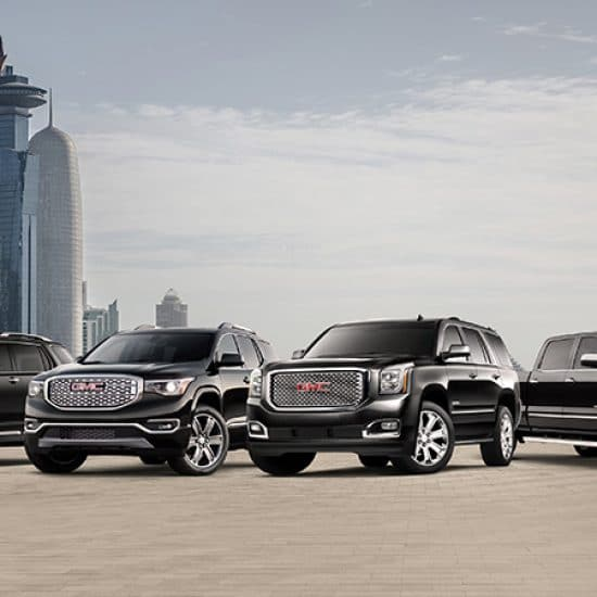 Mannai's Summer Madness Deals on the GMC Acadia and Terrain