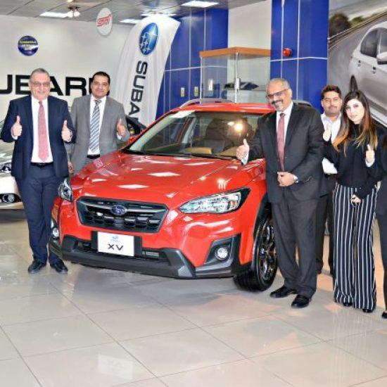 Subaru XV 2018 hits full throttle in Qatar!