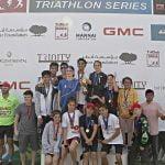 Qatar Foundation Tri-Series winners revealed